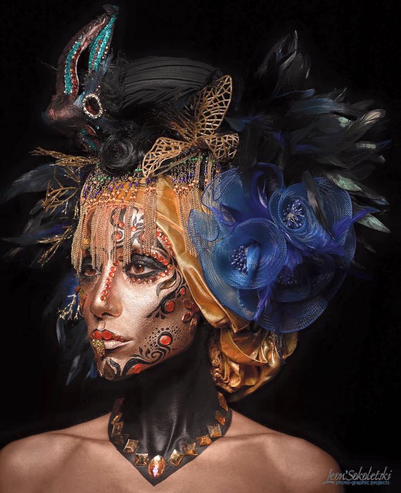 Homage to Venetian Mask